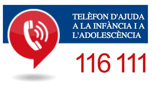 TELÈFON D'AJUDA