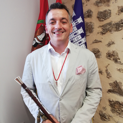 Joan Carles Verd Cirer